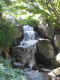 Image for Japanese Friendship Garden Waterfall - San Jose, CA