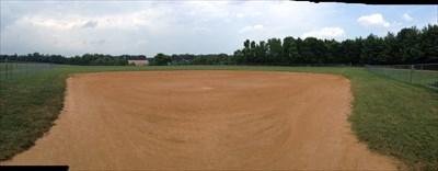 Panorama of the Field, Falmouth, Virginia