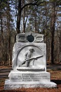 Image for 17th Ohio Infantry Regiment Monument ~ Chickamauga Georgia