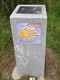 Image for Way of St. James from Madrid, Tres Cantos waymarker