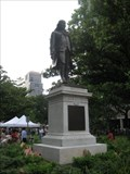 Image for Benjamin Franklin Statue at Lafayette Square - New Orleans, LA