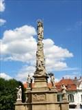 Image for Marian Column, Ivancice, Czech Republic