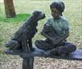 Image for Ft Walton Beach Landing Dog Statues