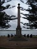Image for Port Macquarie War Memorial, Town Green, Port Macquarie, NSW, Australia