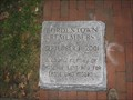 Image for 9/11 Memorial Stone - Sidewalk - Bordentown, NJ