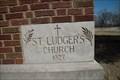 Image for 1927 –St. Ludger Catholic Church - Montrose, Missouri