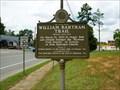 Image for William Bartram Trail Traced 1773-1777-Talbotton, Georgia