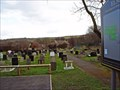 Image for Elsecar Cemetery, Elescar, South Yorkshire, UK.