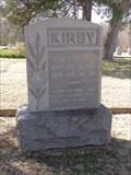 Image for Edd L. Kirby - Big A Cemetery - Rowlett, TX
