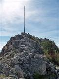 Image for The Standoff at Gavilan Peak; California 1846