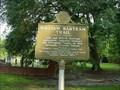 Image for William Bartram Trail Traced 1773-1777 -Effingham County Georgia