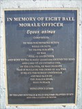Image for In Memory of Eight Ball Moral Officer