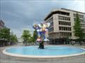 Image for Lifesaver-Brunnen in Duisburg