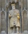 Image for King Henry VIII of England - Trinity College, Cambridge, UK