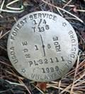 Image for T13S R9E S1 R10E S6 1/4 COR - Jefferson County, OR