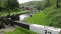 Image for Rochdale Canal Lock 22 – Gauxholme, UK