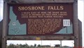 Image for Shoshone Falls