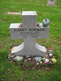 Image for Larry Norman - City View Cemetery - Salem, Oregon