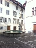 Image for Fountain at Rathausplatz - Brugg, AG, Switzerland