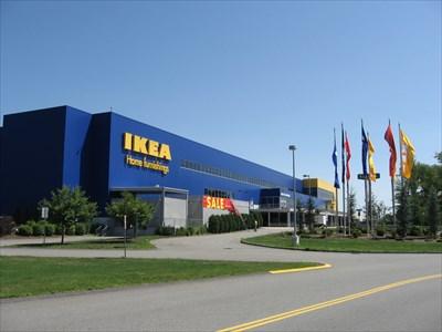 Ikea Stoughton Massachusetts Ikea On Waymarking Com