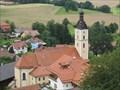 Image for Pfarrkirche St. Rupert, Brennberg, Lk Regensburg, Bayern, D