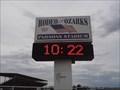 Image for Parsons Stadium Time & Temperature Sign - Springdale AR