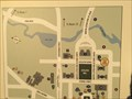 """Image for Tatnall Building """"You Are Here"""" Map - Dover, Delaware"""