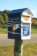 Image for Pahia House Letterbox — Pahia, New Zealand