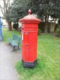 Image for Victorian Pillar Box - Sandgate Road, Folkestone, UK