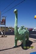 Image for Metal Dinosaur, Gila Bend, Arizona