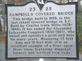 Image for Campbell's Covered Bridge (23-25)