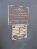 Image for Fire Station 13 Memorial Plaque - San Francisco, CA