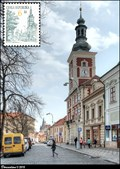 Image for Old Town Hall / Stará radnice - Slaný (Central Bohemia)
