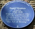 Image for Daniel Mendoza - Paradise Row, London, UK
