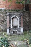 Image for Tavener John Miller's Drinking Fountain, Middleborough, Colchester, Essex