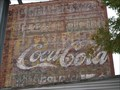 Image for Coca-Cola ghost sign - 227 N Main St, Findlay, Ohio
