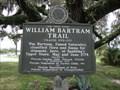 Image for William Bartram Trail-Traced 1773-1777-Volusia, Florida