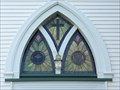 Image for Zion Reformed Church Windows  -  Winesburg, OH