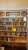 Image for Hotel Niles Little Free Library #13262 - Alturas, CA