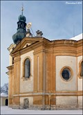 Image for Kostel Sv. Klimenta / Church of St. Clement  (Odolena Voda - Central Bohemia)