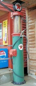 Image for Texaco Gas Pump  -  Falmouth, KY