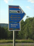 Image for Saskatchewan - Manitoba Hwy. 5