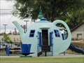 """Image for Playground Teapot - """"Also Short and Stout"""" - Vallejo, CA"""