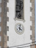Image for Church clock, Paderne, Portugal