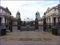 Image for National Maritime Museum Gates - Romney Road, Greenwich, London, UK