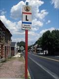 Image for Abbottstown Square Marker - Abbottstown, PA