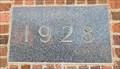 Image for 1928 - Junior High School - Anaconda, MT