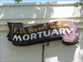 Image for F D Sweet & Son Mortuary - Orland, CA