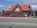 Image for SMALLEST -- Freestanding Pub in Britain, Lakeside Inn, Southport, Merseyside UK