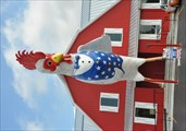 Image for Mr. Peck the Rooster ~ Branson, Missouri